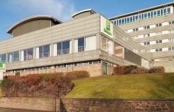 Holiday Inn Edinburgh, Edinburgh, Scotland